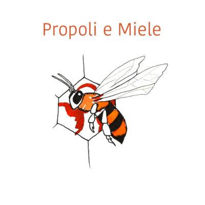 Sapone solido Miele e Propoli - 100 g - La Selva Positano