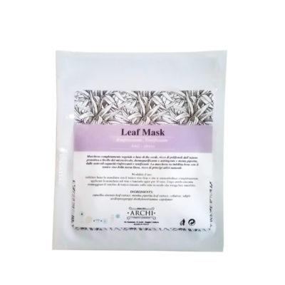 leaf mask - maschera viso archilab
